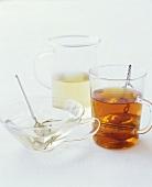 Three Various Cups of Tea