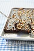 Dense Chocolate Brownies