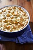 Mashed Potato Casserole