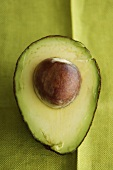 Half an Avocado with Pit