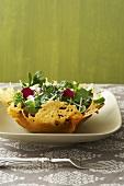 Parmesan Fricco Salad
