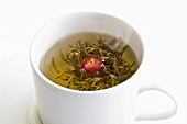 Cup of Budding Jasmine Tea