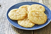 Sandollar Cookies; Cinnamon, Almond Sugar Cookies