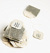 Organic Peppermint Herb Tea Bags