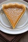 Treacle Tart Slice