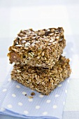 Seed and Oat Flapjacks