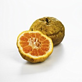 Ugli Fruit, Halved and Whole