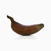 Eine rote Banane