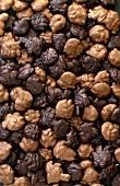 Milk and Dark Chocolate Turtles
