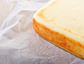 Muenster Cheese on Paper