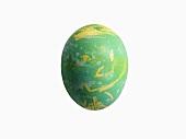 Hand Dipped Easter Egg in White