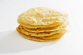 Stacked Corn Tortillas