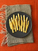 Witches Fingers; Halloween Snack