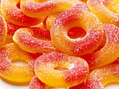 Peach Ring Candies