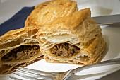 Pastelito de Carne; Cuban Meat Pies