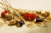 Still Life with Wheat, Oats and Berries