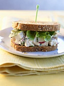 Chicken Salad Sandwich on Multi-Grain Bread