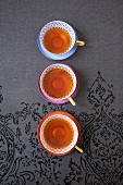 Three Cups of Tea From Above