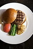 Club 21 Burger; New York