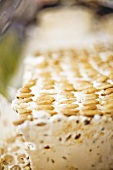 Torrone (Nougat with nuts, Italy)