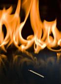 Match; Fire