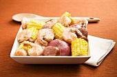 Frogmore Stew; Shrimp Boil