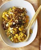 Biryani (Reisgericht, Indien) mit Gemüse