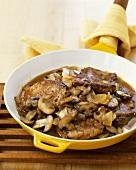 Pork Chops in Mushroom Marsala Sauce