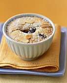 Berry Clafouti with Almonds