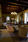 The Lanzerac Hotel, Stellenbosch, Western Cape South Africa