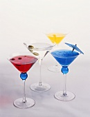 Assorted Flavored Martinis