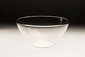 An Empty Glass Bowl