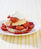 Individual Strawberry Shortcake