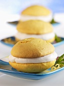 Lemon Whoopie Pie