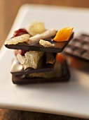 Candied Fruit Chocolates