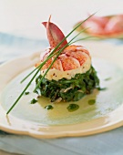 Lobster Timbale