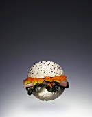 Sushi in Burger-Form