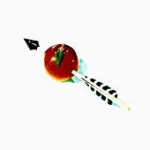 A William Tell apple