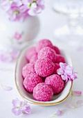 Kir Royal truffle pralines