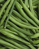 Green beans (filling the picture)