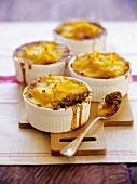 Shepherd's pie (mince with mashed potato topping)