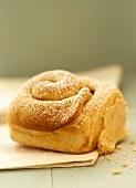 Ensaimada (coiled pastry, Mallorca)