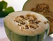 Musk melon (Cucumis melo), Charentais variety