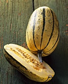 Winter squash, variety Sugar Loaf
