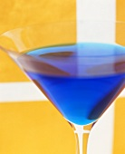 Cocktail mit Blue Curacao