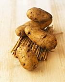 French potatoes (La Ratte variety)