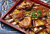 Kabargah (mutton ribs from Kashmir)