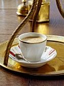 Turkish coffee (kahve)