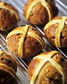 Hot cross buns (Easter speciality, England)