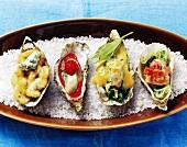 Oyster variations